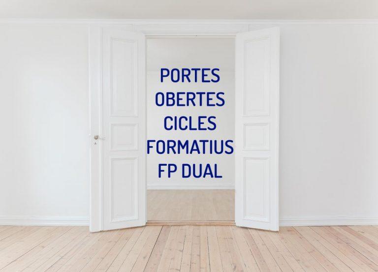 PORTES-OBERTES-REUS